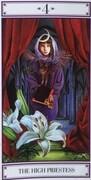 4.THE HIGH PRIESTESS