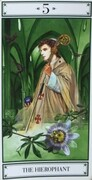 5.THE HIEROPHANT
